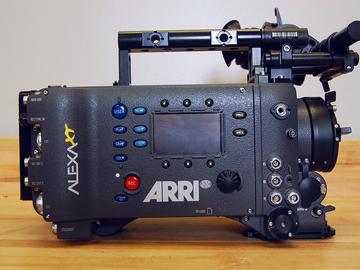 Rent: Alexa XT Camera Body