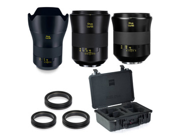 Rent: Zeiss Otus Lens Set