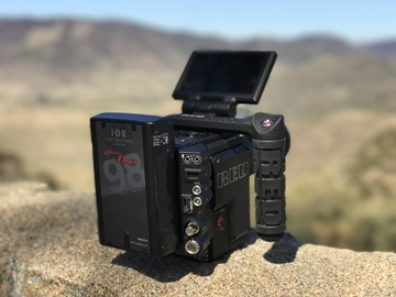 Rent: RED Raven Dragon 4.5K with lenses