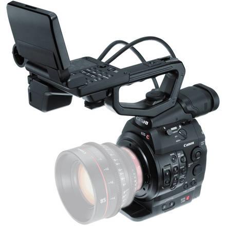 Canon C300 EF Dual Pixel
