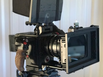 RED Epic W Camera 8K Loaded Package + Lenses + Tripods