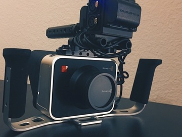 Rent: Blackmagic Cinema Camera