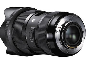 Rent: Sigma 18-35mm f/1.8 DC HSM Art Lens for Nikon F mount