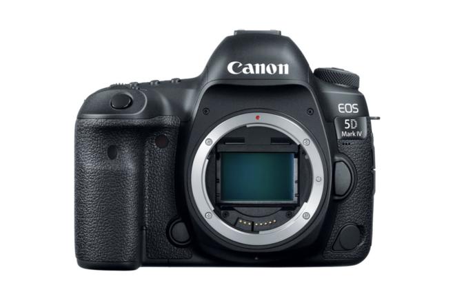 Canon EOS 5D Mark IV Full Frame Digital SLR