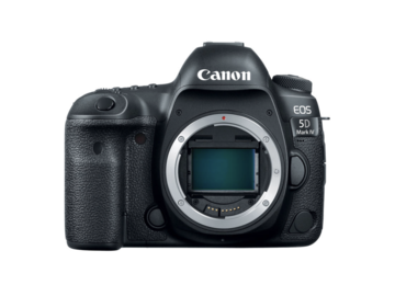 Rent: Canon EOS 5D Mark IV Full Frame Digital SLR