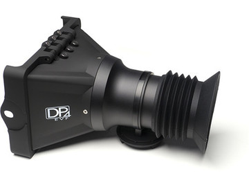 Rent: SmallHD VF4 Optical Loupe Viewfinder for DP4 Field Monitor