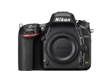 Rent: Nikon D750 FX-format Digital SLR Camera Body (Full-Frame)