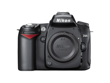 Rent: Nikon D90 12.3MP DX-Format CMOS DSLR Camera Body