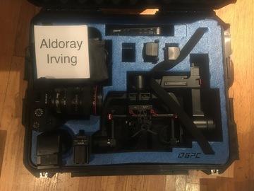 Rent: Sony Alpha a7Sii + 17-40mm f/4L USM Lens + DJI Ronin M!