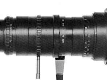 Rent: Angenieux 12-120mm T2.2 10x12B C-Mount 16mm Zoom