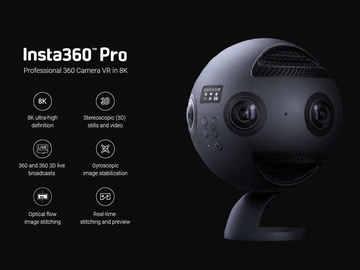 Rent: Insta360  Insta360 Pro
