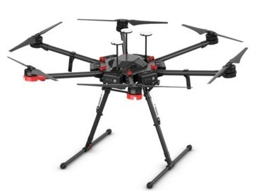 Rent: DJI Matrice 600 Pro Hexacopter