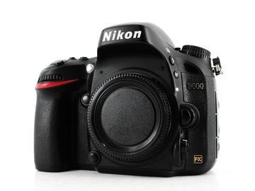 Rent: Nikon D600
