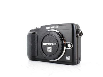 Rent: Olympus Pen E-PL2