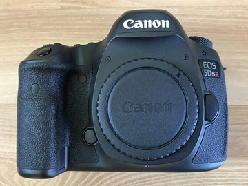 Rent: Canon EOS 5DS R