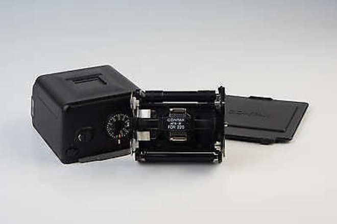 Contax  645 MFB-1 120/220 Film Back
