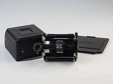 Rent: Contax  645 MFB-1 120/220 Film Back
