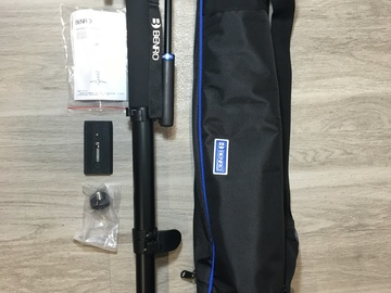 Rent: Benro A48FDS4 Series 4 Monopod with 3-Leg Locking Base