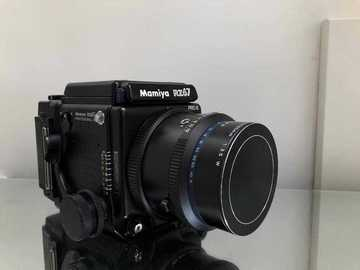 Rent: Mamiya RB67 Deluxe Kit