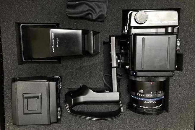 Rent a Mamiya RB67 Deluxe Kit, Best Prices   ShareGrid New York