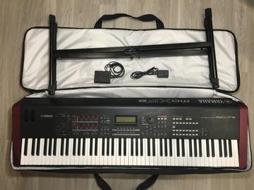 Rent: Yamaha MOXF8 - Keyboard Workstation