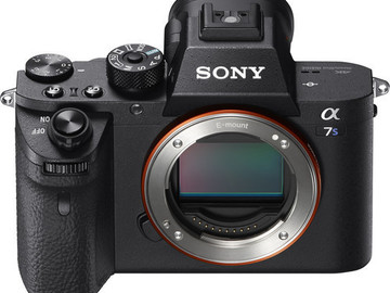 Rent: Sony A7sii, Canon 5D Mark iii, Dji Phantom 4