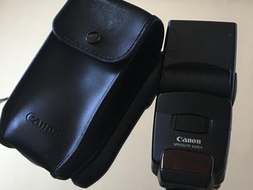 Rent: Canon Speedlite 430EX II