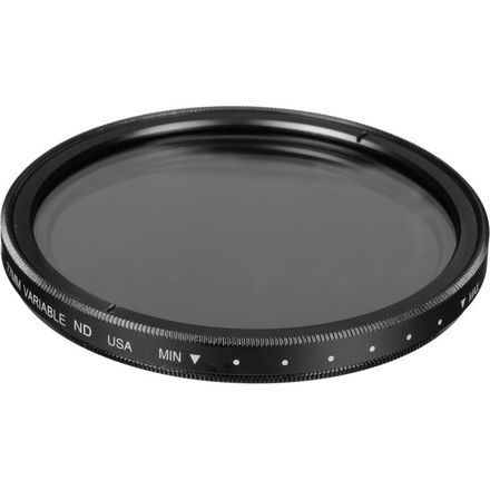 Tiffen 77mm Variable Neutral Density Filter Kit