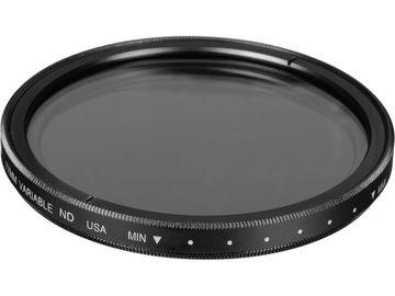 Rent: Tiffen 77mm Variable Neutral Density Filter Kit