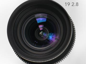 Leica R Summilux 19mm 2.8