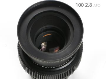 Rent: Leica R Summilux 100mm 2.8 macro
