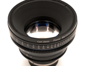 "Rent: ZEISS CP.2 85mm T 1.5 ""Superspeed"""