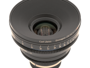 Rent: ZEISS CP.2 25mm T 2.1