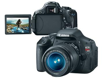 Rent: Canon Rebel T3i
