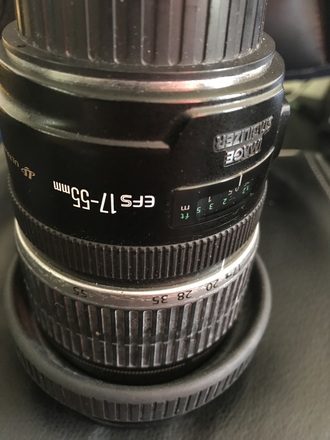 Canon EF-S 17-55mm f/2.8 IS USM/UV Protector