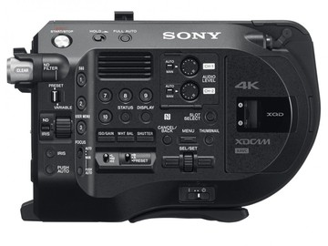 Rent: NEW Sony FS7 CAMERA w/ cards, batteries & extras!