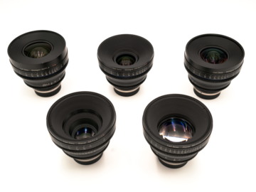 Rent: Zeiss  5-Lens Compact Prime CP.2 Set