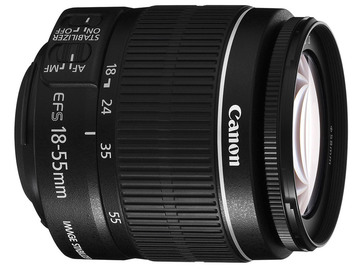 Rent: Canon EF-S  18-55mm f/3.5-5.6 IS