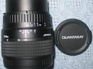 Rent: Quantary MX AF 28-80mm f/3.5-5.6