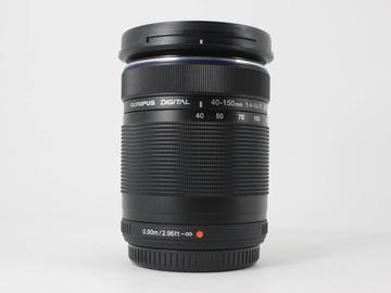 Rent: Olympus M.Zuiko ED 40-150mm f/4-5.6 R