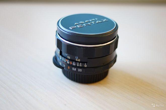 Super-Takumar 35mm f/3.5