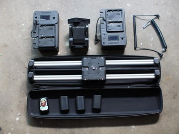 Rent: Edlekrone Motion slider with action module and target