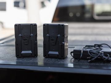 Rent: V-mount Batteries