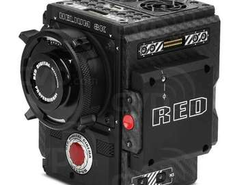 Rent: RED Weapon 8K Helium - 3x 512 cards