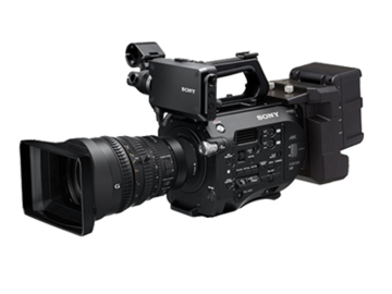 Rent: Sony PXW-FS7 XDCAM Super 35 Camera