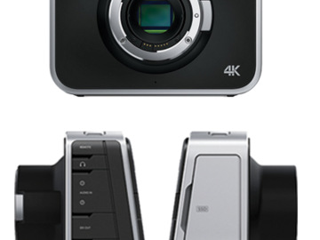 Rent: Blackmagic Cinema 4k Camera