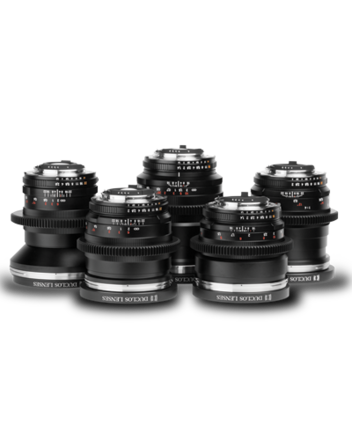 Zeiss Prime ZF.2 Lens Set