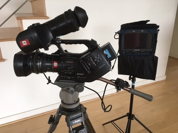 Rent: Son EX3 XDCAM HD Camcorder