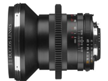 Rent: Zeiss ZF 21mm Prime Lens