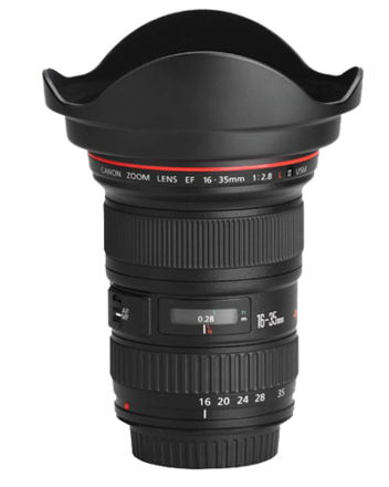 Canon 16-35mm 2.8 Zoom